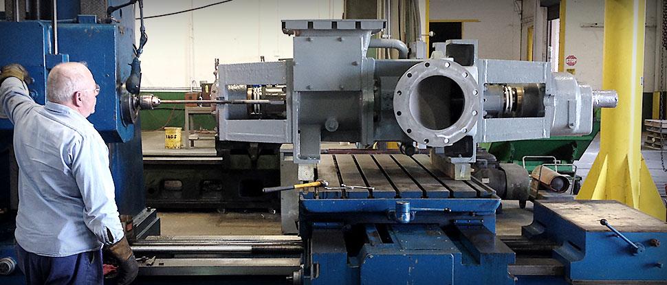 Schurco Slurry Company | Heavy-Duty Pump Repair & Sales